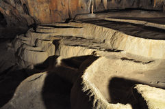 Domica cave Stock Image