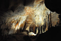 Domica cave Royalty Free Stock Photos