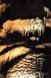 Domica grotta Arkivfoton