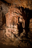 Domica jaskyna, Domica-cave, Slovak karst Mountains Stock Image