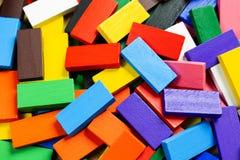 Domina colour zamknięty w górę wizerunku dla tła zdjęcia stock