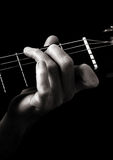 Dominant seventh chord (G7) Royalty Free Stock Photos