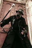Dominante Cyber-Punker stock fotografie