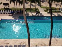 Domingo hotel Obrazy Royalty Free