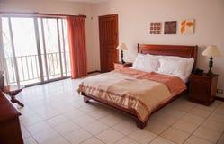 domingo hotellrumsanto Arkivbild
