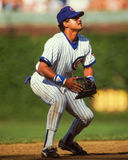 Domingo Ramos, Chicago Cubs Imagen de archivo libre de regalías