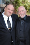 Dominic Chianese, James Gandolfini Stockfoto