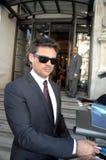 Dominic Cooper London 2016 Lizenzfreies Stockbild