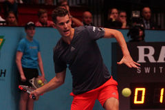Dominic Thiem (AUT) Royalty Free Stock Photography
