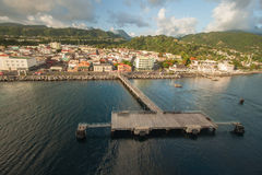 Dominica Foto de Stock Royalty Free