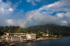 Dominica Stockfoto