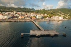 Dominica Stockbild