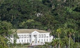 Dominica Government Building Imágenes de archivo libres de regalías