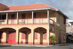 The Dominica Museum in Roseau, Dominica Royalty Free Stock Photos