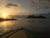 Dominica Water Imagen de archivo