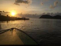 Dominica Water Imagenes de archivo