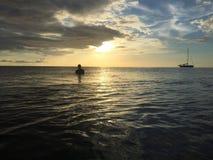 Dominica woda obrazy royalty free