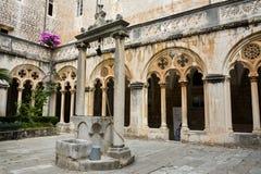 Dominicaans klooster Stock Afbeeldingen