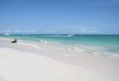 Dominicaans Strand stock afbeelding