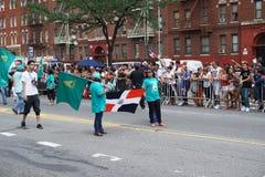 Dominicaanse de Dagparade 20 van Bronx van 2015 Royalty-vrije Stock Fotografie