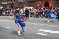 Dominicaanse de Dagparade 22 van Bronx van 2015 Stock Afbeelding