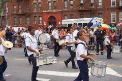 Dominicaanse de Dagparade 36 van Bronx van 2015 Stock Fotografie