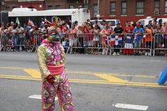 Dominicaanse de Dagparade 50 van Bronx van 2015 Royalty-vrije Stock Foto's