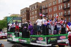 Dominicaanse de Dagparade 74 van Bronx van 2015 Stock Fotografie