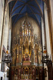 Dominicaanse Kerk - Krakau - Polen Royalty-vrije Stock Foto's