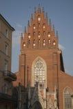 Dominicaanse Kerk van de Heilige Drievuldigheid, Krakau; Stock Foto