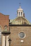 Dominicaanse Kerk van de Heilige Drievuldigheid, Krakau; Stock Afbeelding
