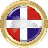 Dominicaanse republiek vector illustratie