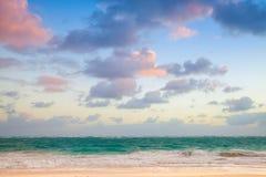 Dominicaanse Republiek Punta Cana Bavaro Royalty-vrije Stock Fotografie