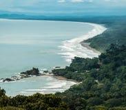 Dominical plaża Fotografia Royalty Free