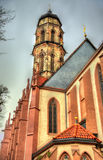 Dominican Abbey in Gottingen - Germany Stock Photography