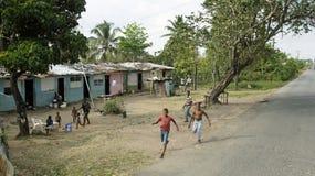 Dominican child stock photos