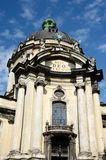 Dominican Church of Corpus Christi,Lemberg (Lviv),Ukraine Royalty Free Stock Photography