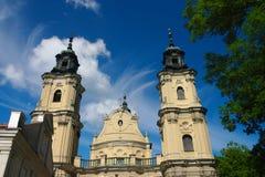 Dominican church in Jaroslaw. Poland Royalty Free Stock Photos