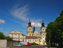 Dominican church in Jaroslaw. Poland Royalty Free Stock Photography