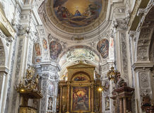 Dominican Church, Vienna Stock Photography