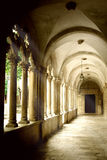 Dominican cloister Royalty Free Stock Photo