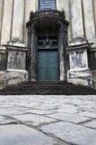 dominican kościelny wejście obraz royalty free