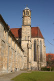 Dominican monastery. Monastery in Erfurt Germany Stock Images