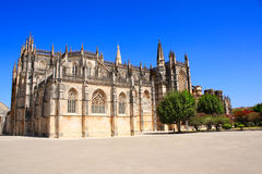 Dominican monastery in Batalha, Portugal Royalty Free Stock Photography