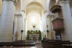 Dominican Monastery. Cavallino. Puglia. Italy. Royalty Free Stock Image