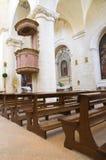 Dominican Monastery. Cavallino. Puglia. Italy. Royalty Free Stock Photography
