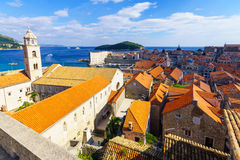 Dominican Monastery, Dubrovnik Stock Photography