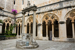 Dominican Monastery Stock Images