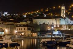 Dominican monastery and Minceta tower. Dubrovnik. Croatia Royalty Free Stock Image
