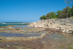 Dominican republic North coast Stock Photography